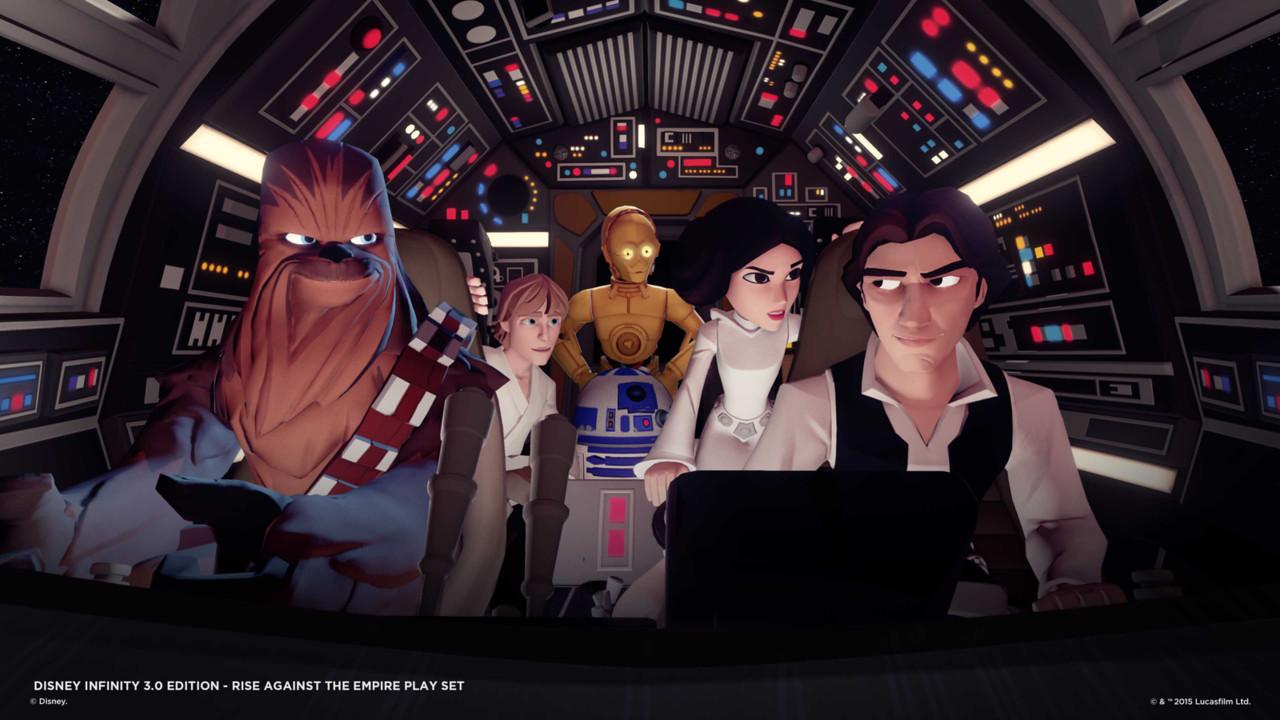 Star Wars Disney Movie Disney Infinity Star Wars