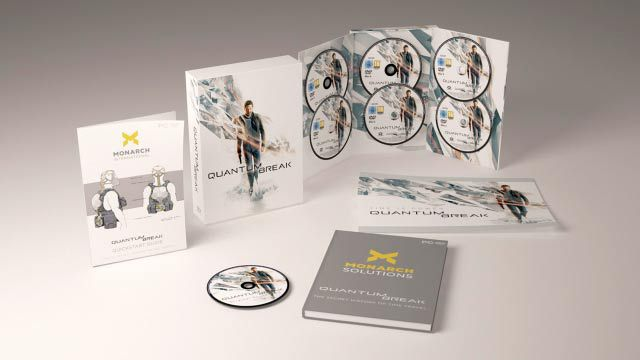 Quantum Break: Timeless Collector's Edition Shows How The Game Was Made