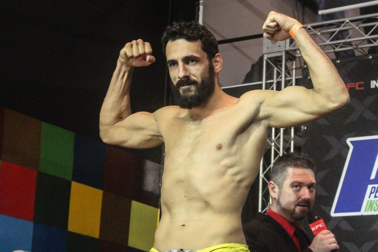 community news, Undefeated Alberto Uda signs with the UFC, replaces Keith Berish vs. Jake Collier at UFC Fight Night 88