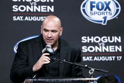 Morning Report: Dana White believes beating Vitor Belfort could be 'the launching pad' for Chris Weidman it was for Anderson Silva