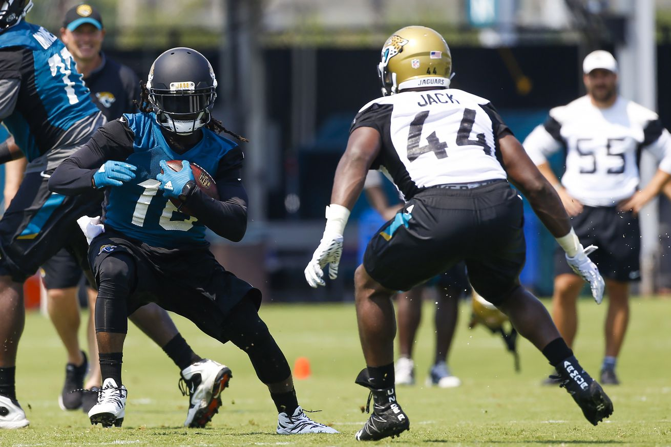 What is the OTTO linebacker and should Myles Jack play it?