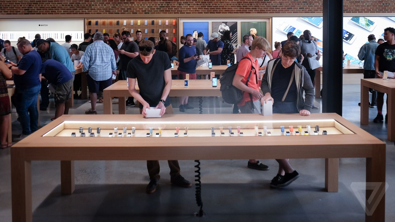 The Apple Store is now just called Apple