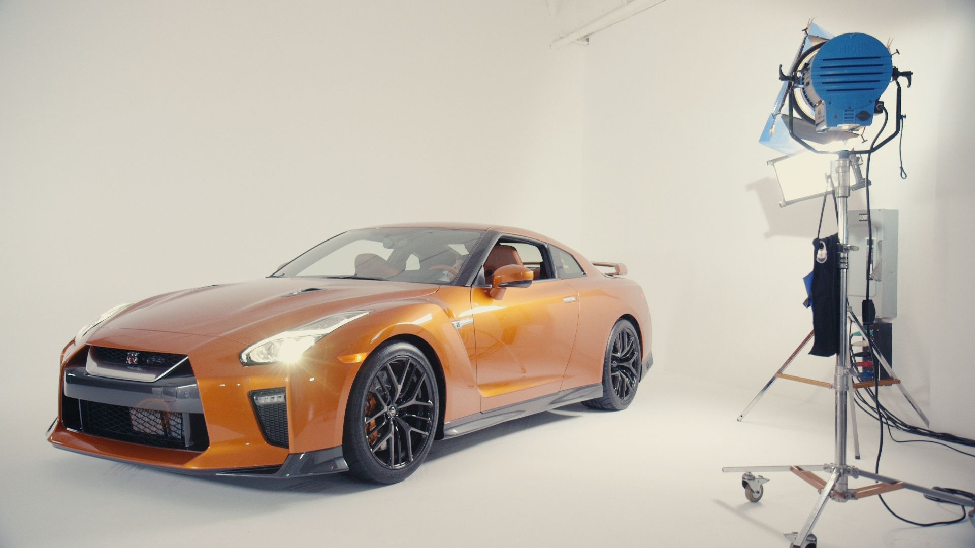 The 2017 Nissan GT R is a more civilized more powerful Godzilla