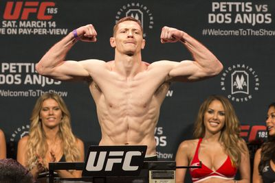 Breaking: Joe Duffy suffers concussion in training, UFC Fight Night 76 main event scrapped