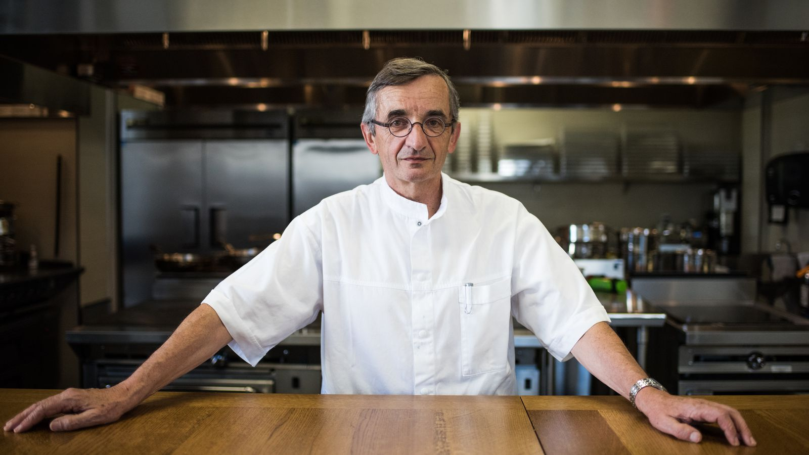 Life Lessons From Legendary French Chef Michel Bras Eater