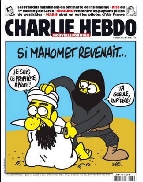 Charlie Hebdo and its biting satire, explained in 9 of its ...