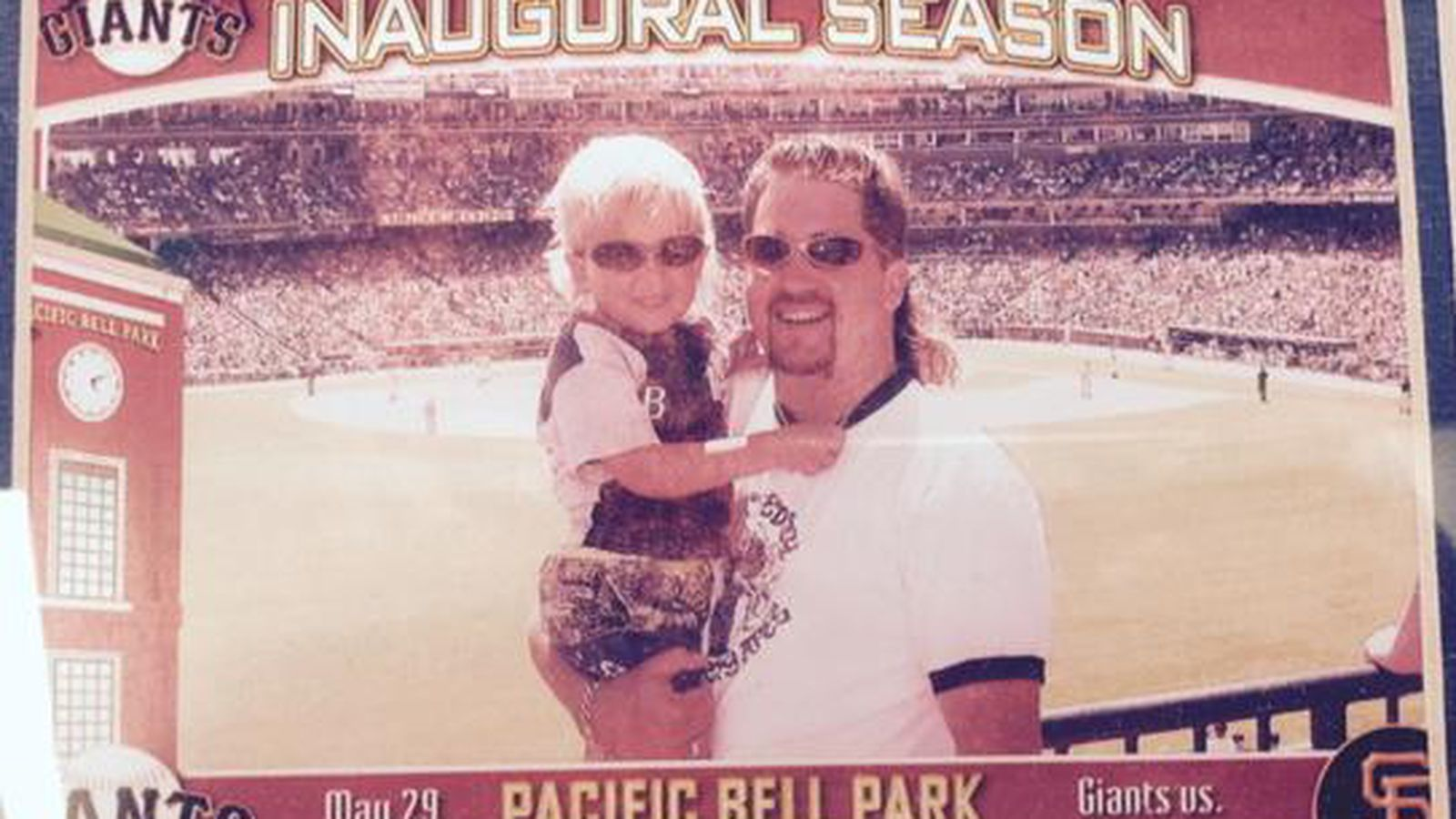 Guy Fieri had a transcendent, unbleached mullet in 2000 ...