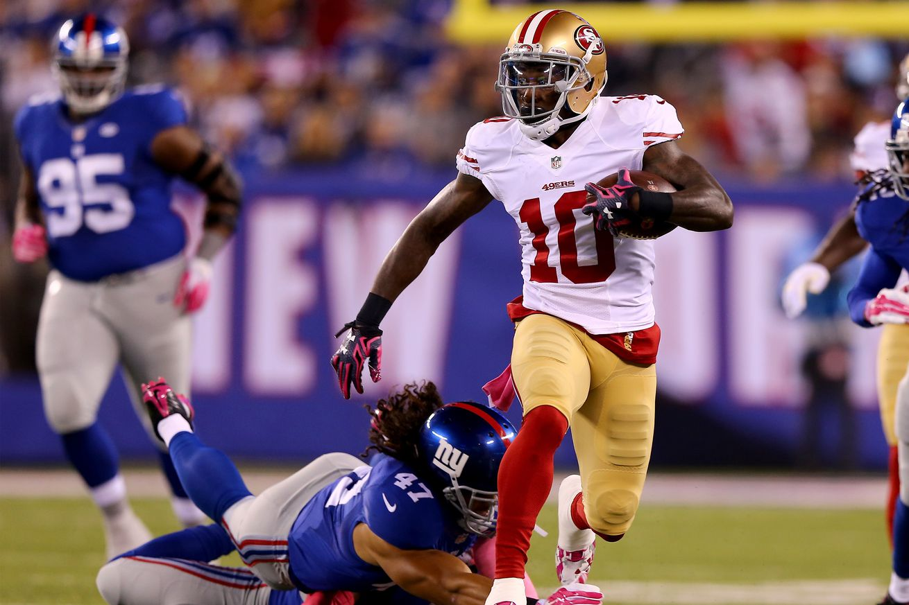 Greg Cosell talks 49ers offensive players on fantasy football podcast