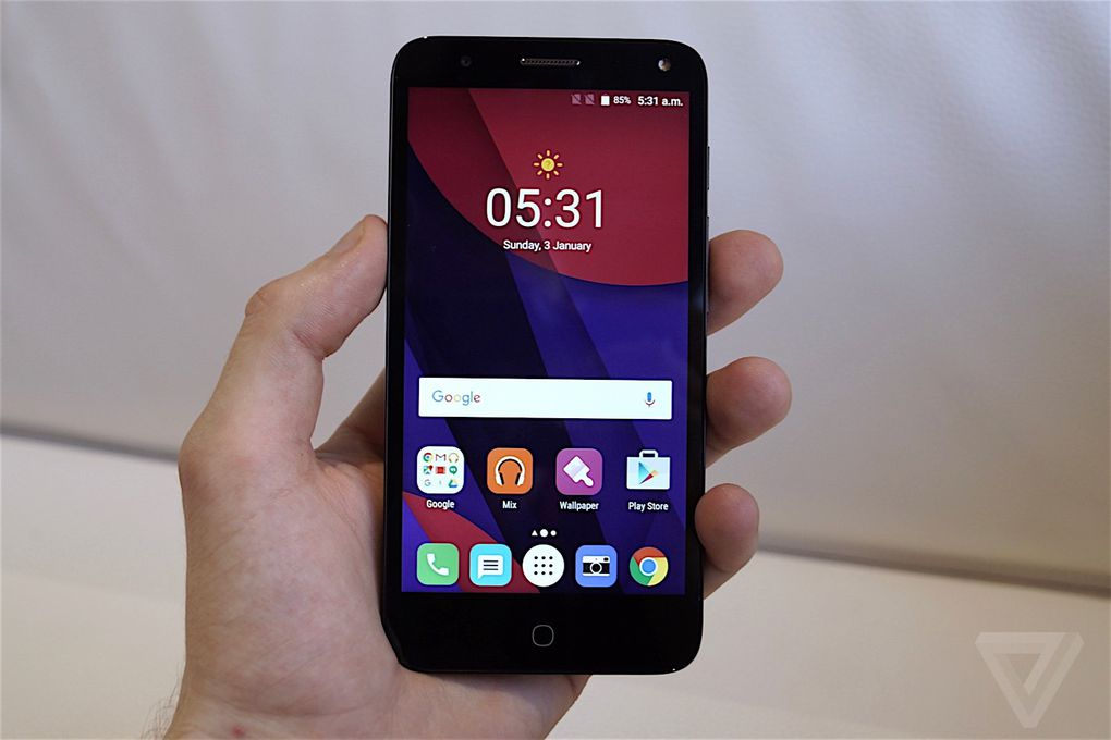 Alcatel Pop 4 4s Smartphone Announced Specs Mwc 2016on Mercedes Maybach Concept 6
