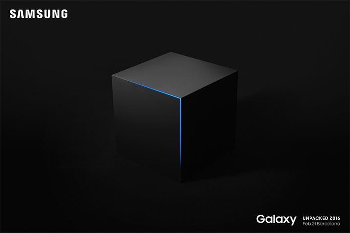 samsung galaxy s7 event invite