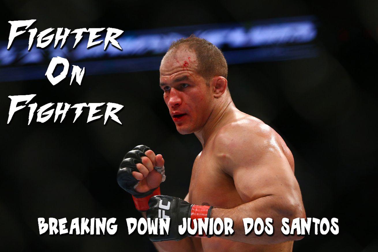 community news, Fighter on Fighter: Breaking down UFC Fight Night 86s Junior dos Santos
