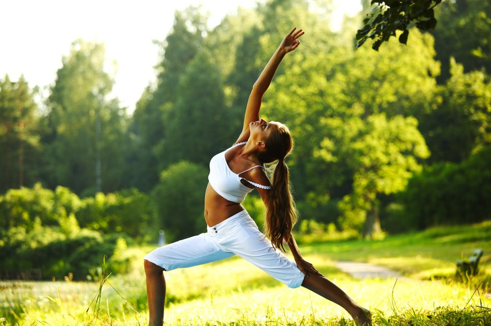 Get your om on eleven places to do outdoor yoga in nyc for Places to do yoga