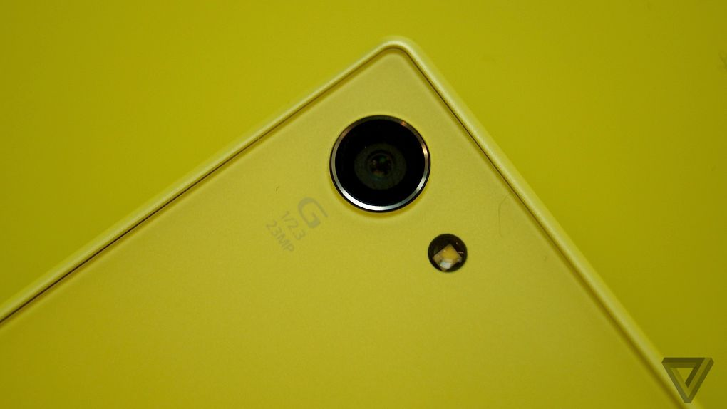 More from The V... Xperia Z5 Review The Verge