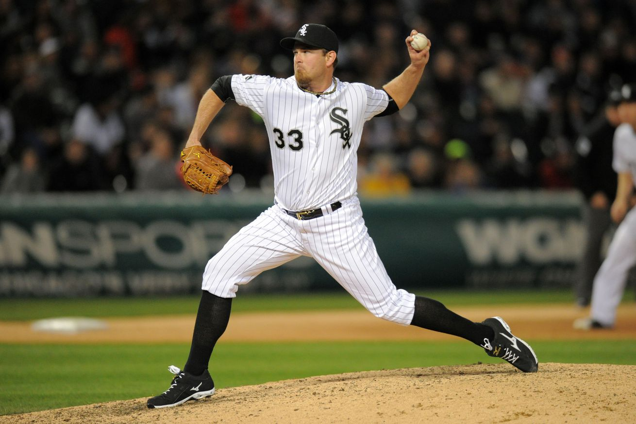 White Sox trade lefty Zach Duke for Cardinals outfield prospect