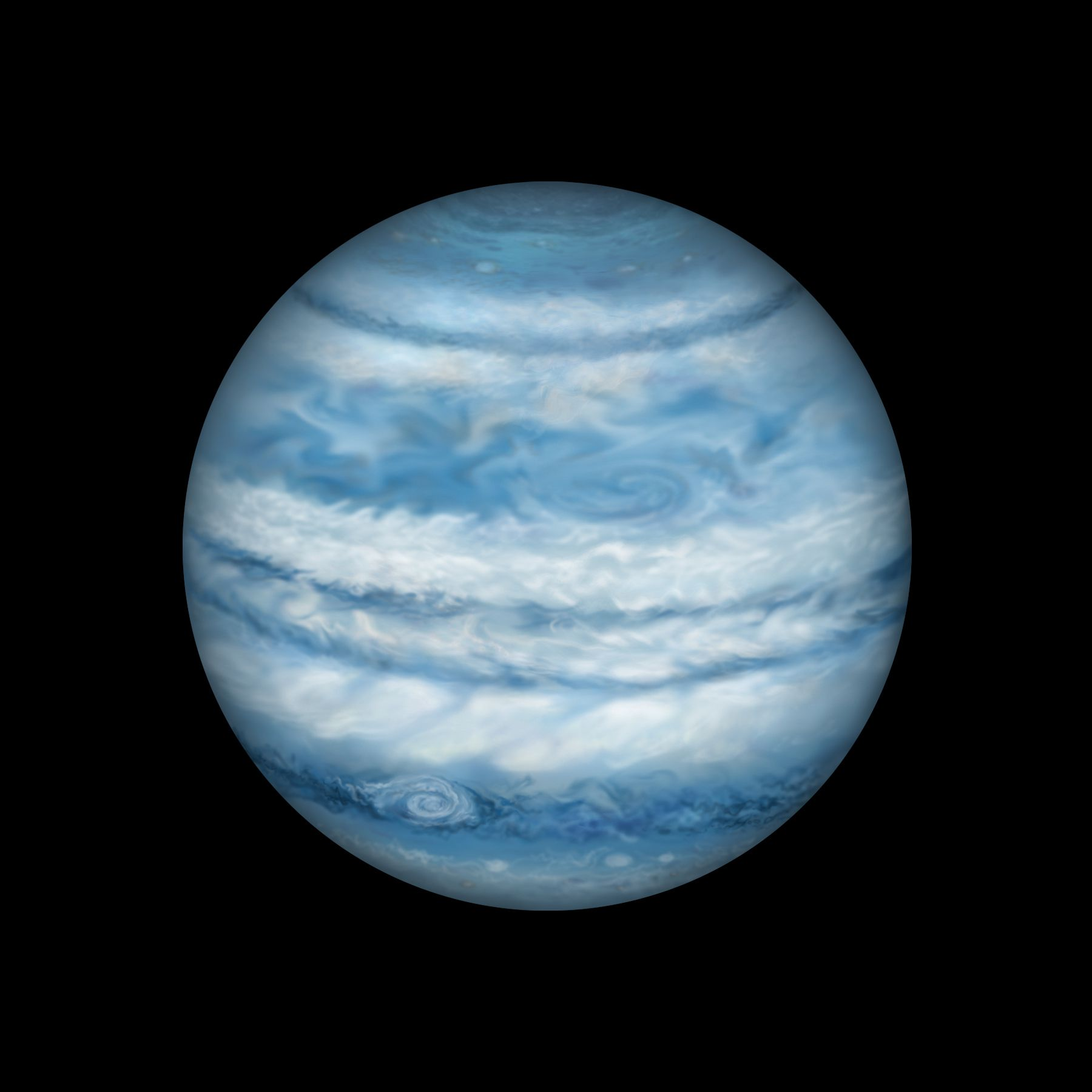 lost gas giants - photo #11