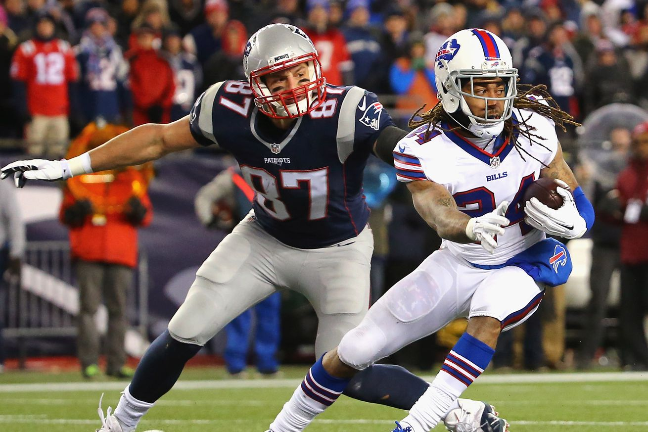 """Buffalo Bills cornerback Stephon Gilmore """"planning to go out to training camp,"""" per report"""