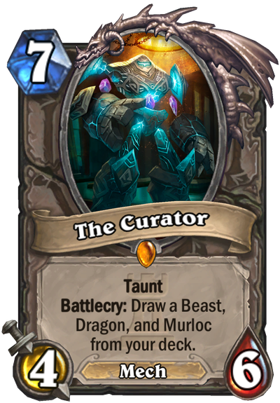 The Currator