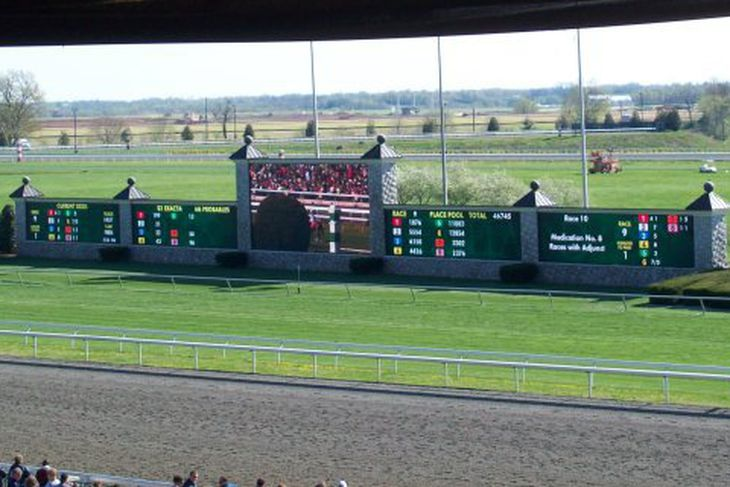 2014 Blue Grass Day Preview Keeneland And Down The