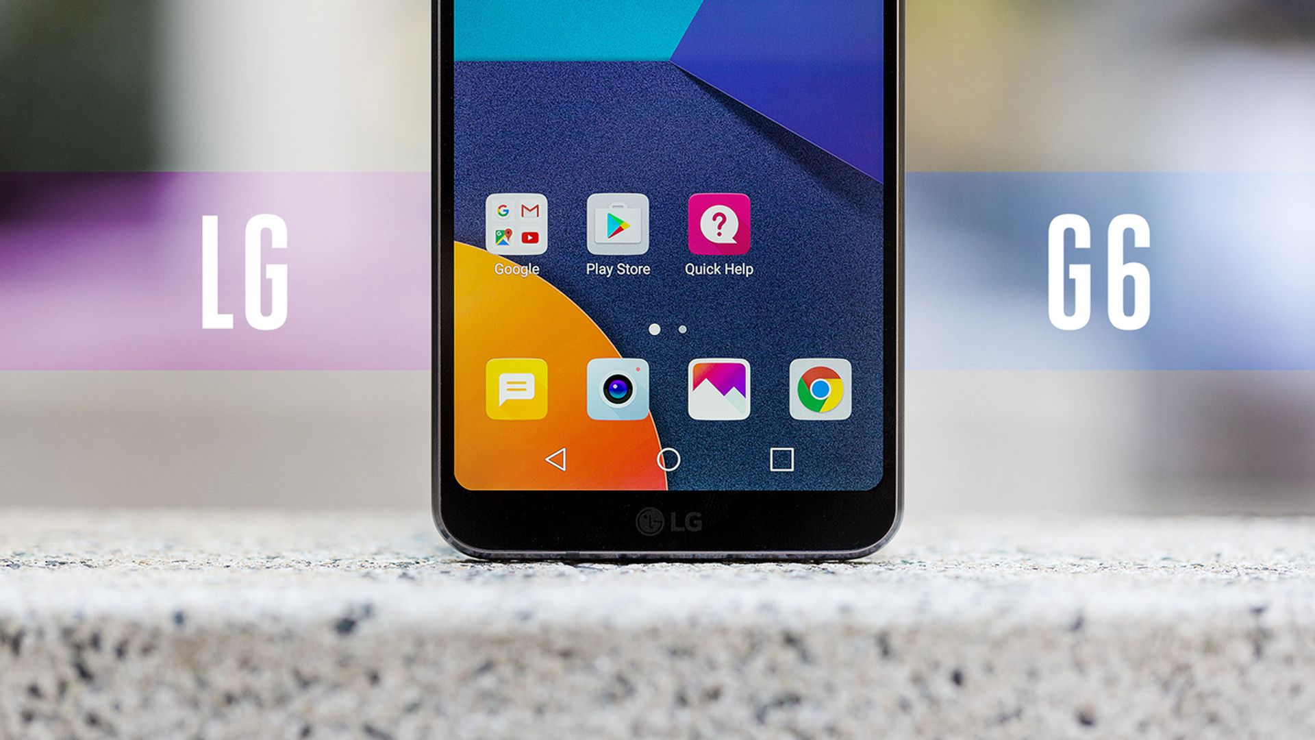 LG G6 review: participation award - The Verge