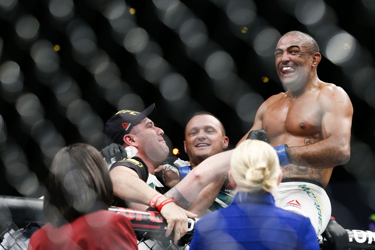 community news, Sergio Moraes vs. Kamaru Usman added to UFC event in Brazil