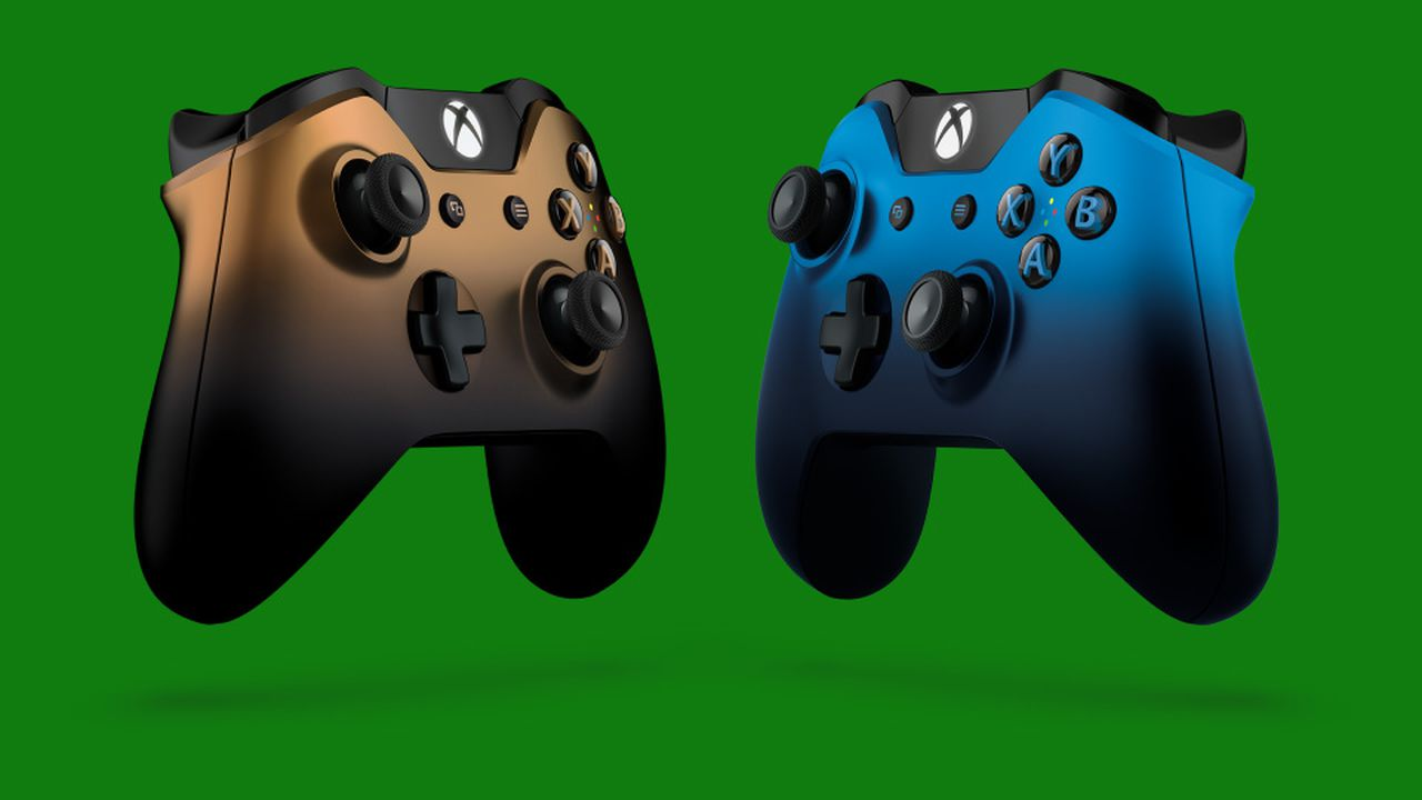 Xbox one gets new shadow controllers this month polygon