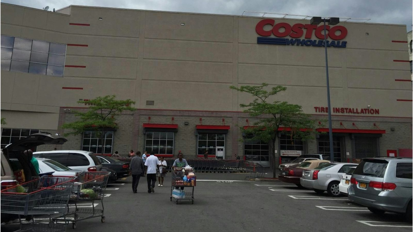 Michael Madrigale Revisits Childhood Memories at Costco, Brings Along Wine This Time