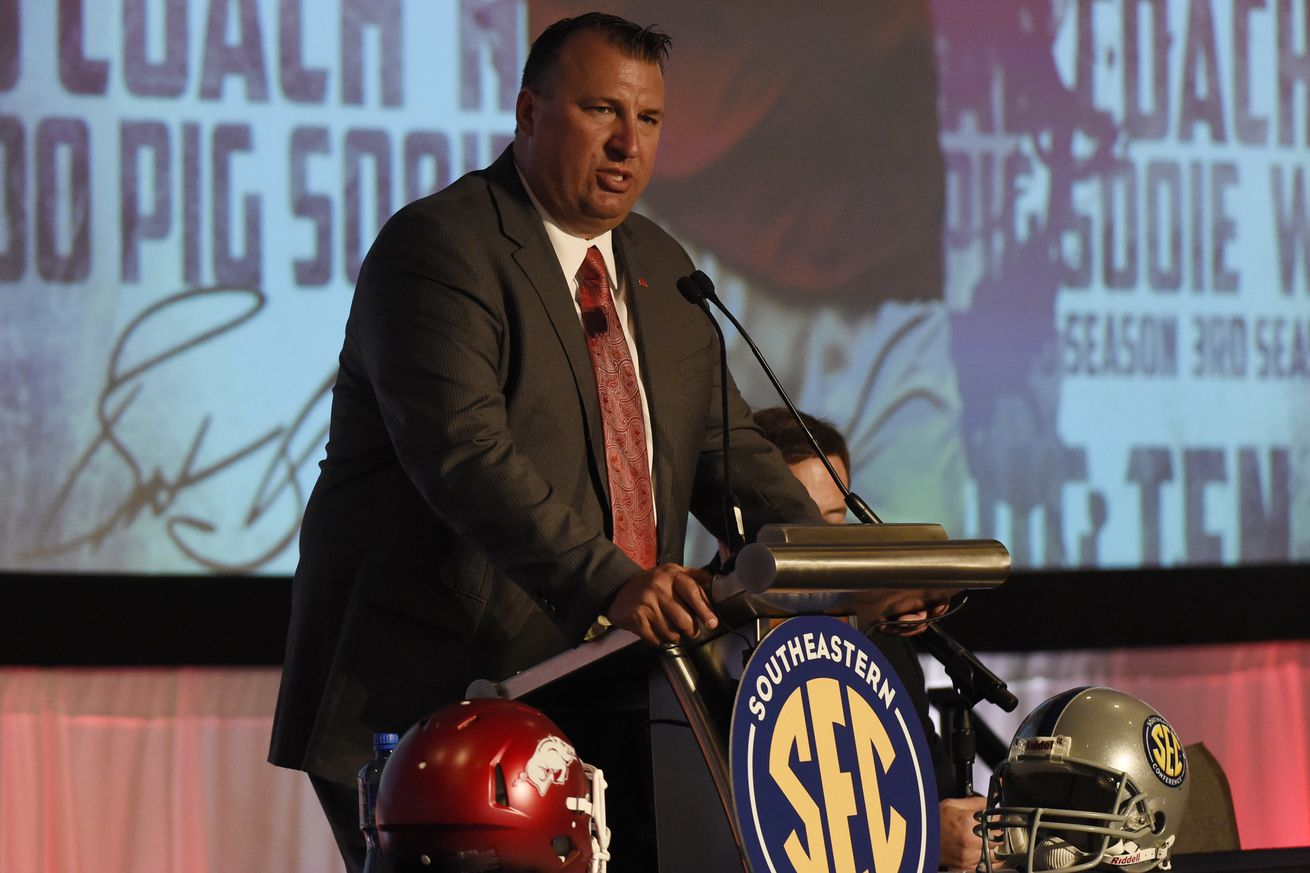Suddenly, there is a change in Hugh Freeze's demeanor — CECIL HURT
