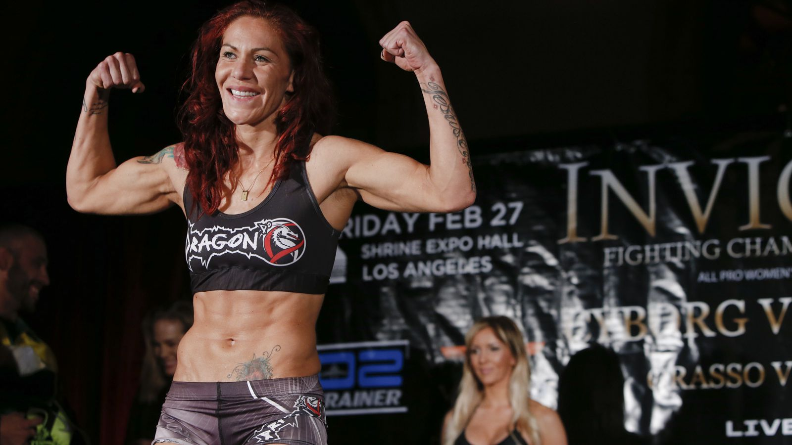 UFC 198: Cris Cyborg 'suffering' to make 140 pounds for Leslie Smith fight in Brazil - MMAmania.com