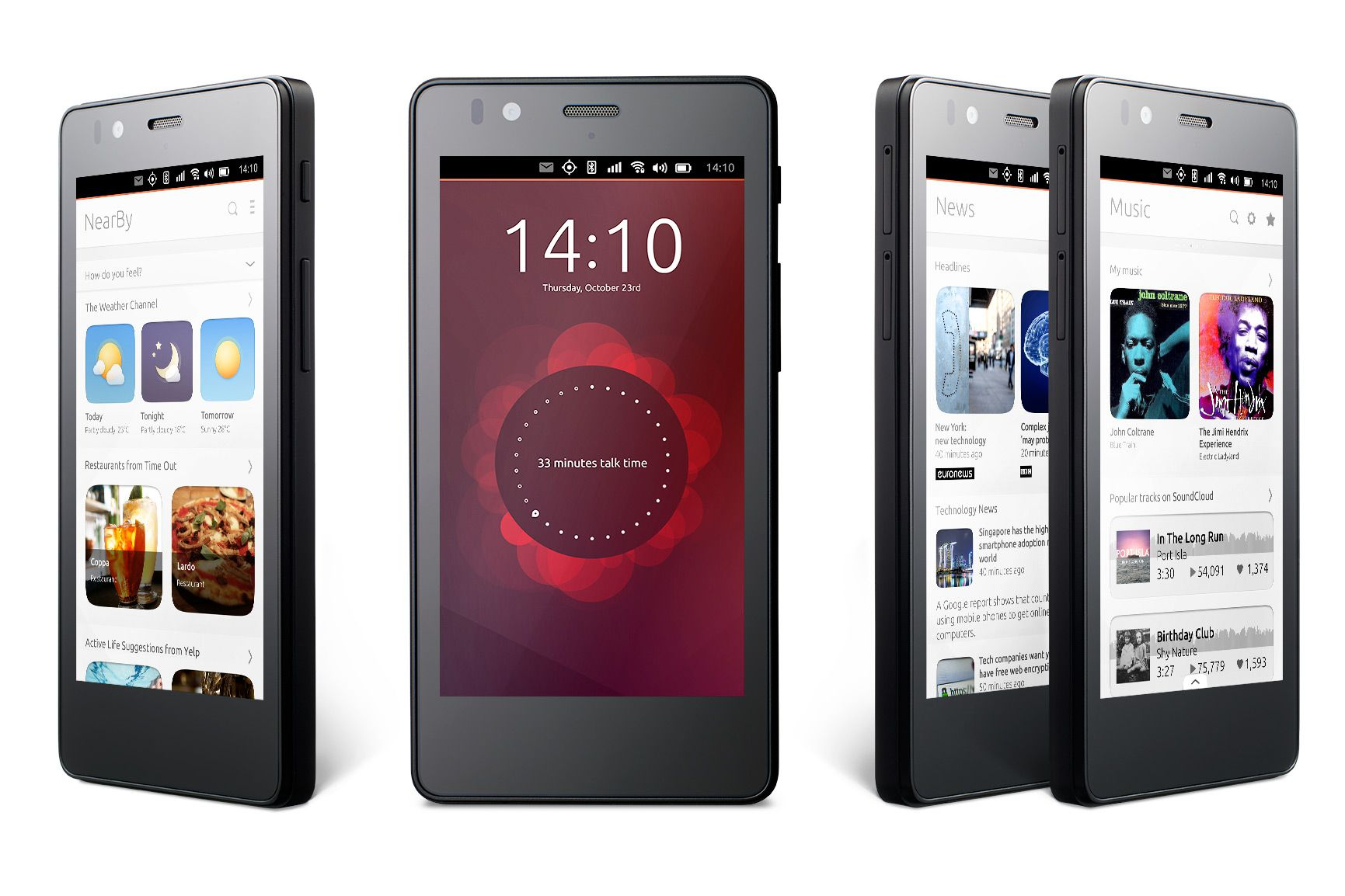 ubuntu phone with desktop capabilities on the way eteknix