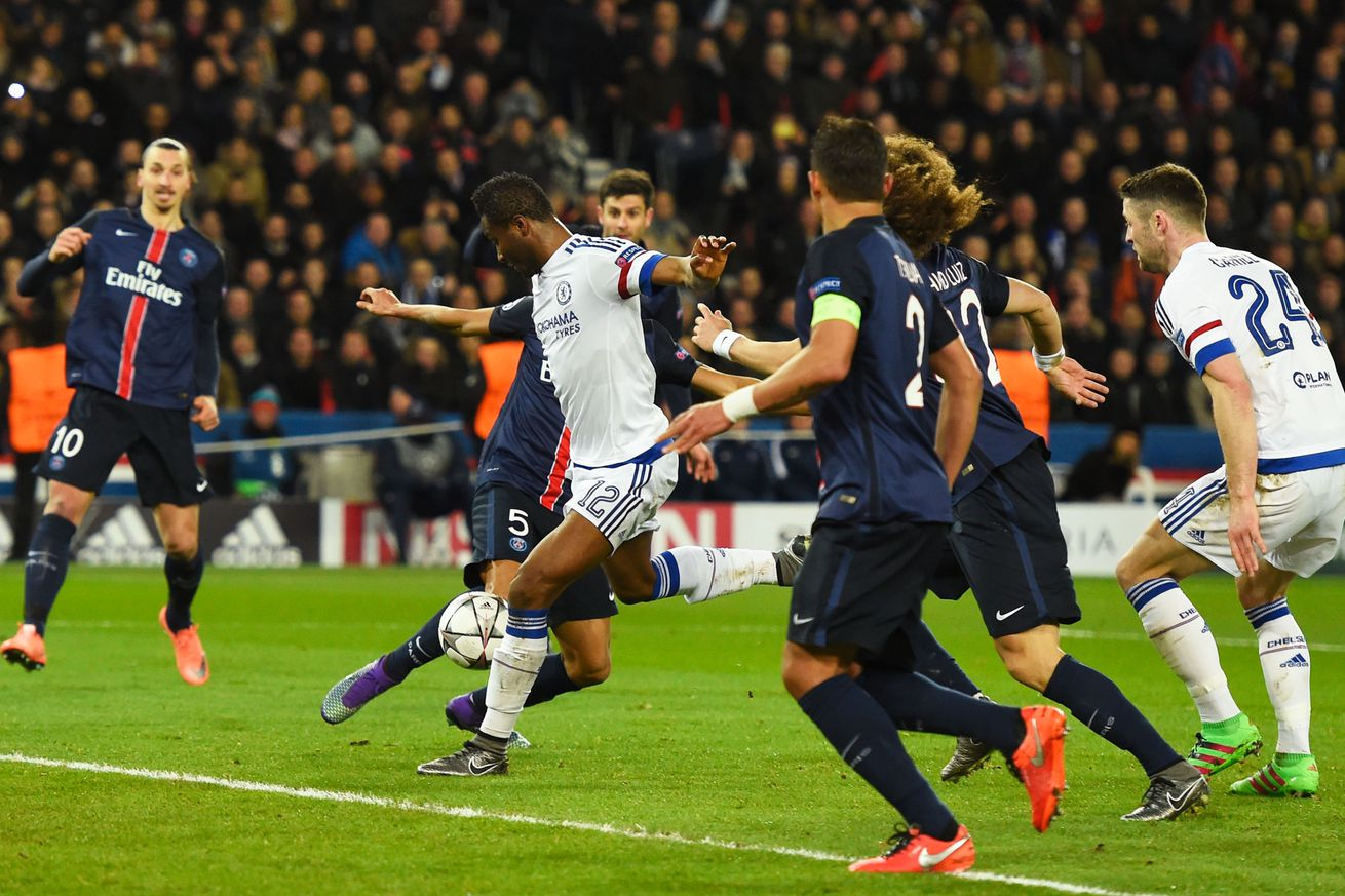 John Obi Mikel: Chelsea midfielder speaks on why he fouled Moura