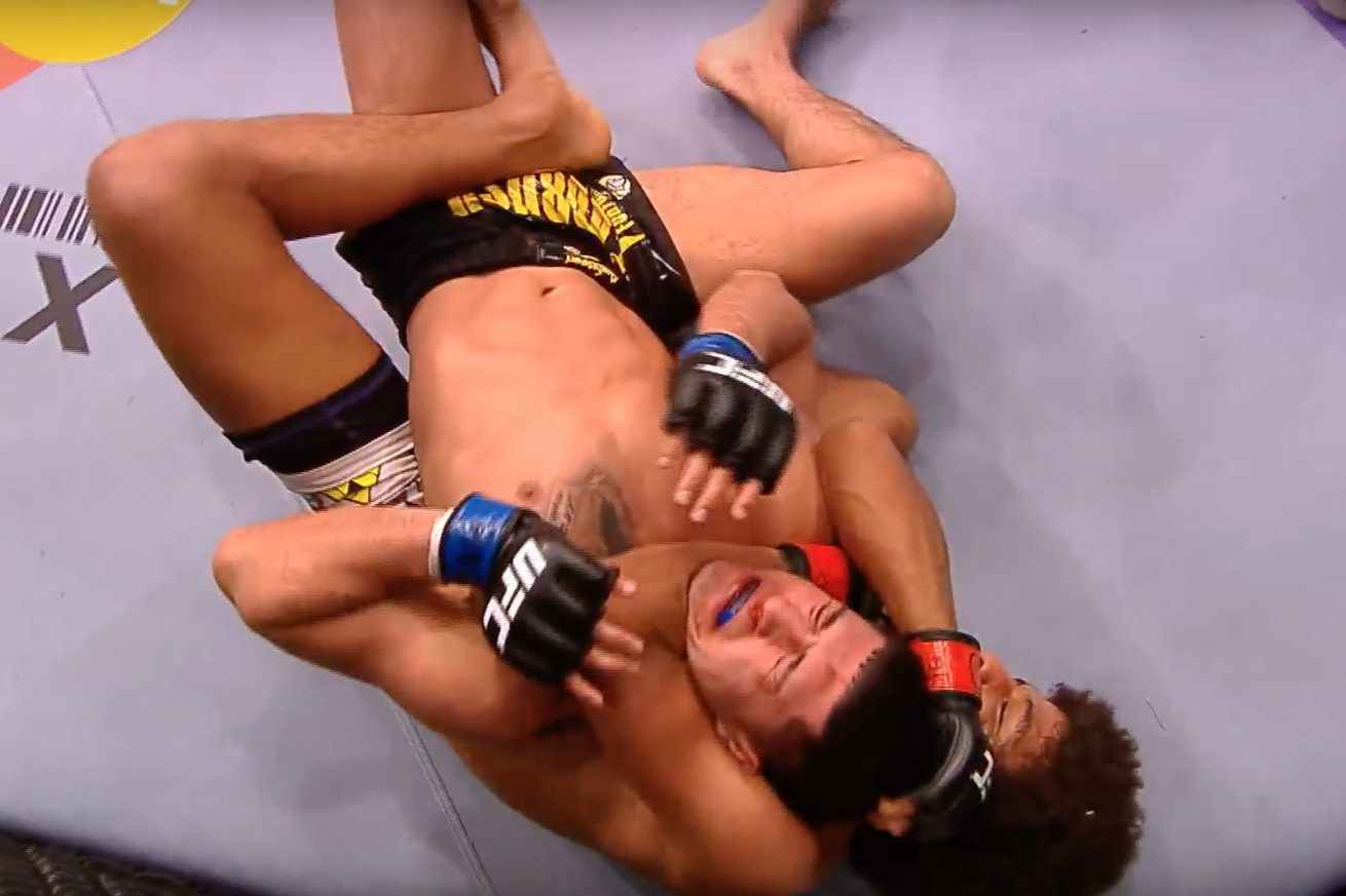 community news, Alex Caceres vs. Sergio Pettis full fight video