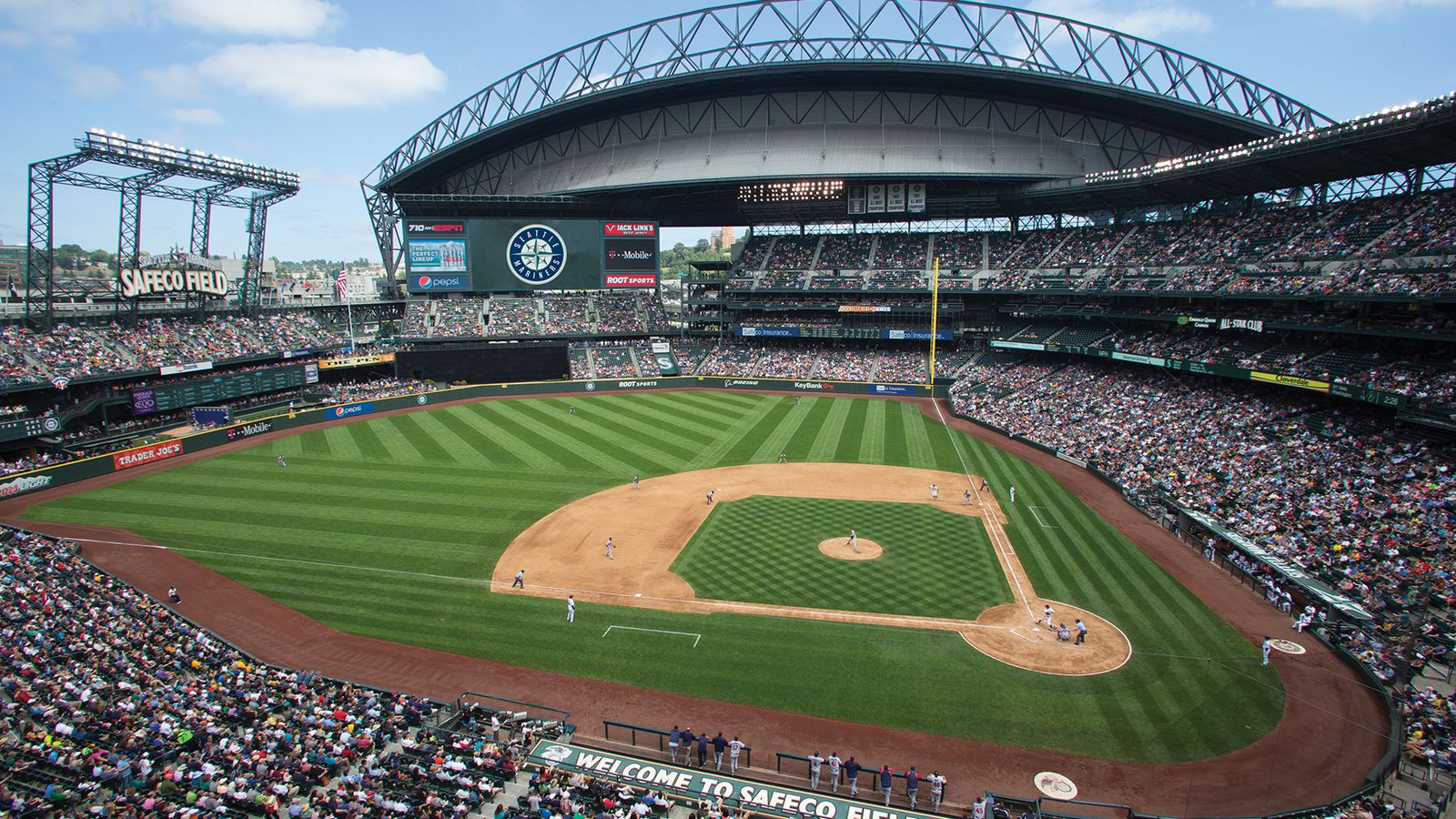 Where To Eat At Safeco Field Home Of The Seattle Mariners