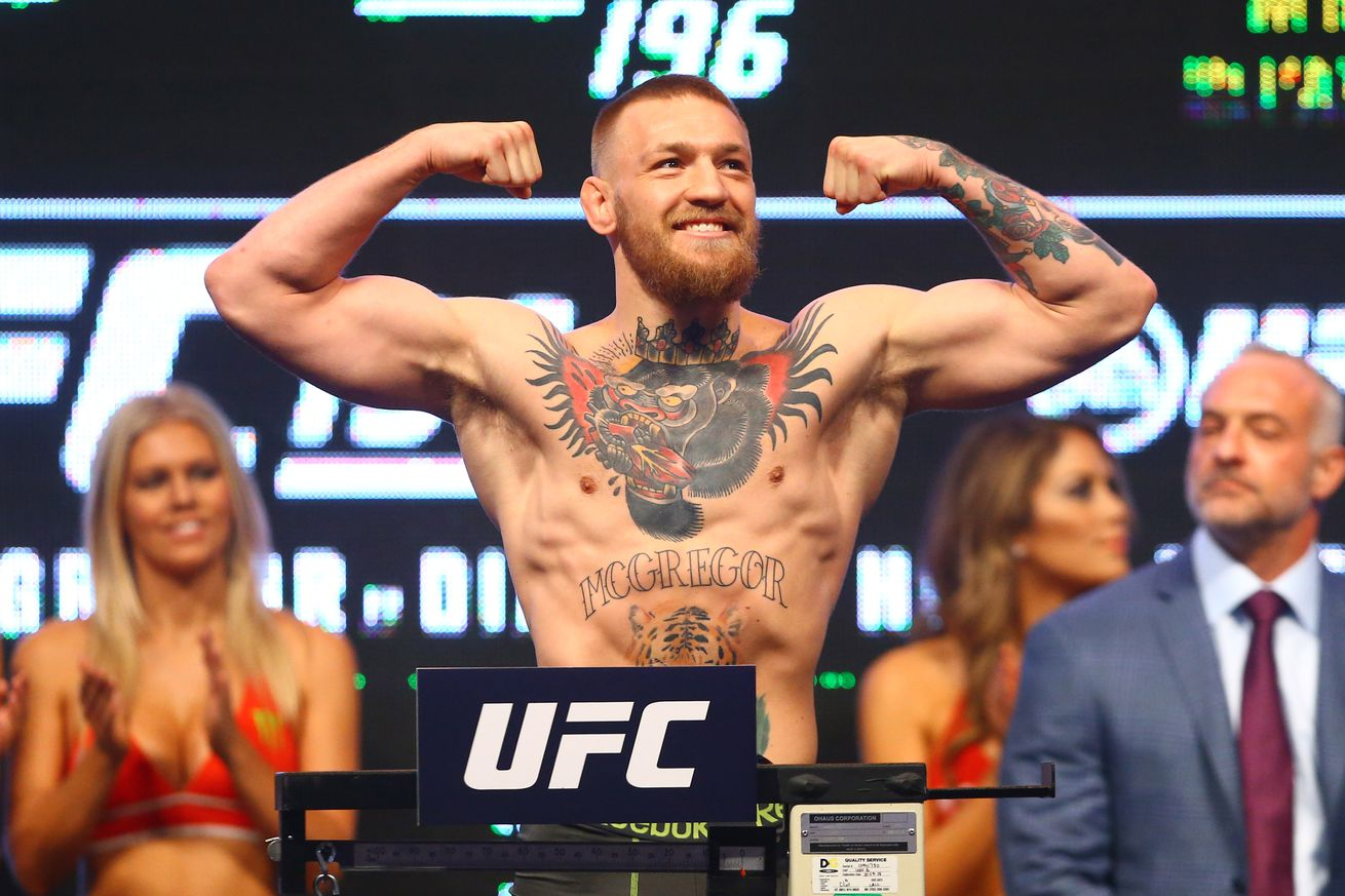 community news, UFC 196: Conor McGregor poised to make historic $1 million guaranteed purse to fight Nate Diaz