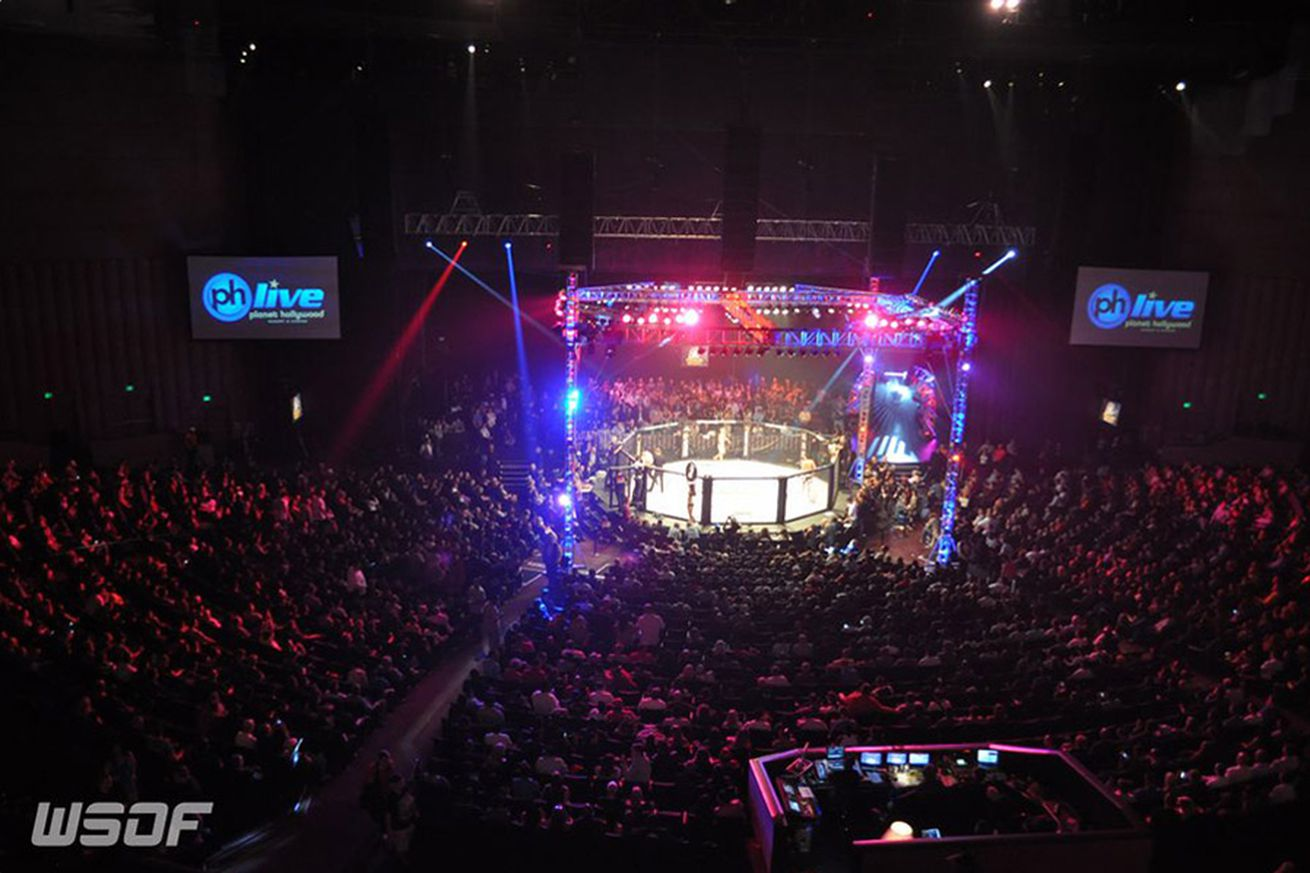 WSOF 31 main card finalized with three new matchups