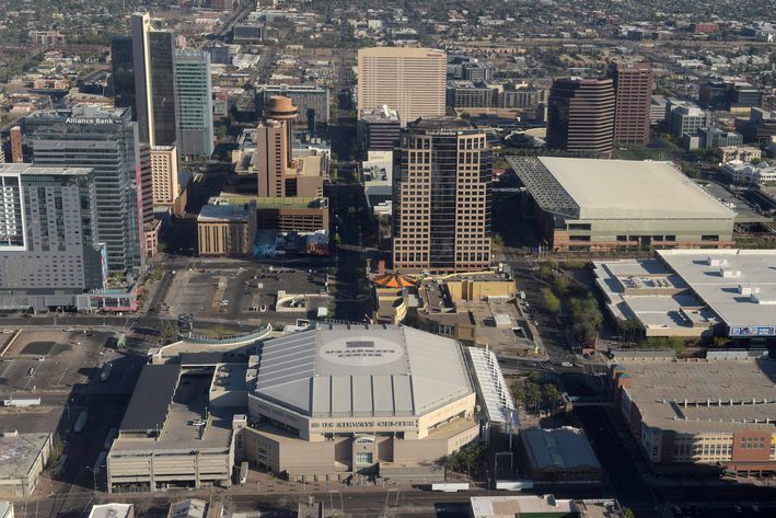 """Suns are progressing with """"Smart Arena"""" vision"""