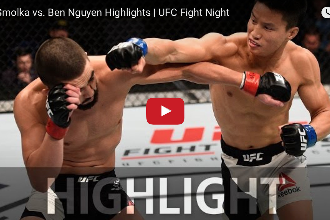 community news, Video: Herb Dean watches Ben Nguyen get executed, corner throws towel to stop savage Sioux Falls beating