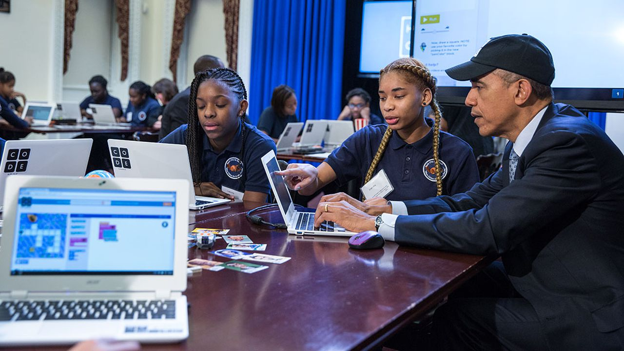 Gaming likely to be big part of Obama's $4B computer science initiative