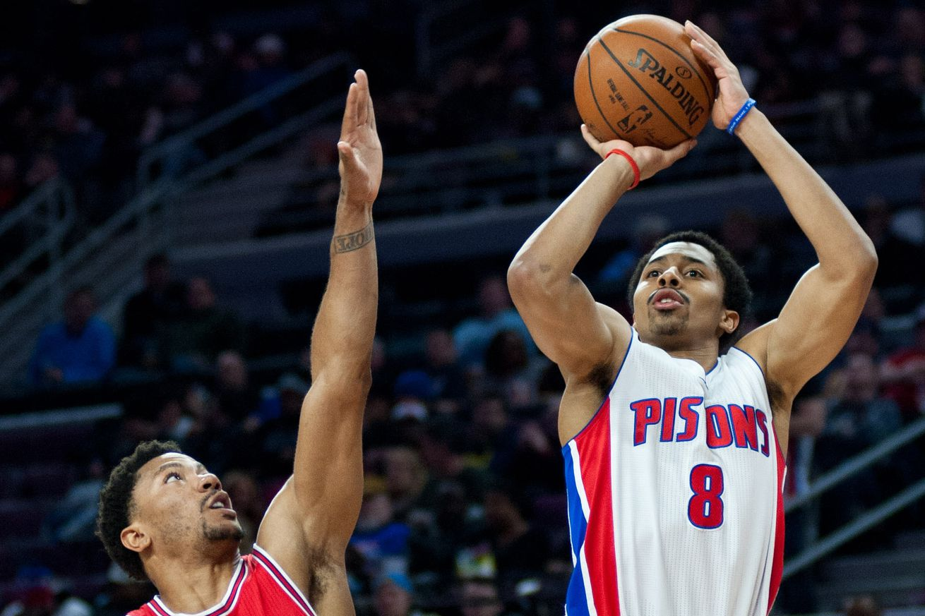 Bulls Trade Cameron Bairstow to Detroit Pistons for Spencer Dinwiddie