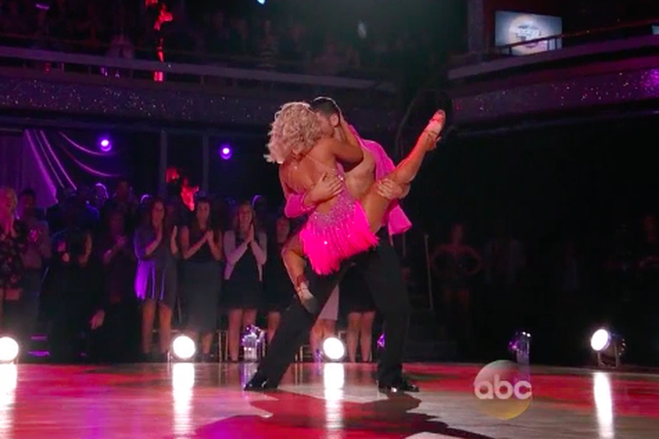 community news, With partner injured, Paige VanZant still lands high scores on Dancing With The Stars