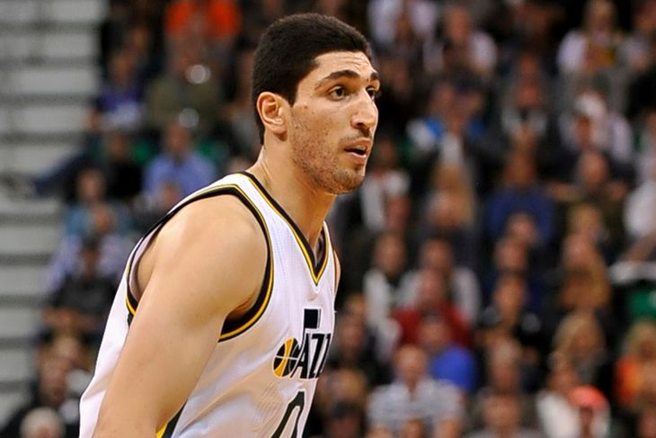 Enes Kanter wants the Jazz to trade him, per report ...