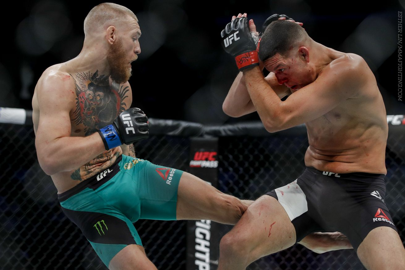 Conor McGregor and Nate Diaz dug deep to produce an instant classic