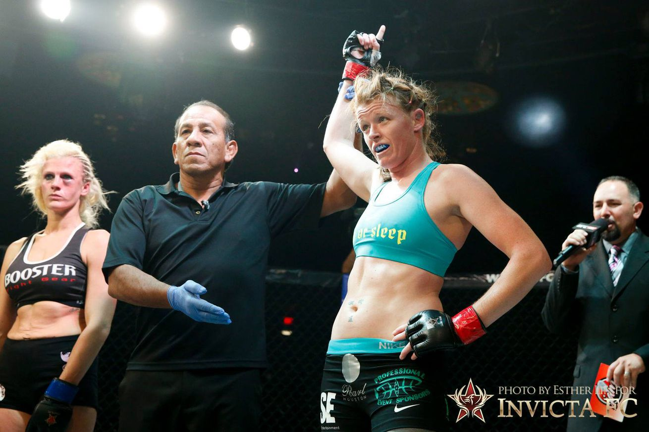 community news, Invicta FC 17 lands at The Hangar in Orange County