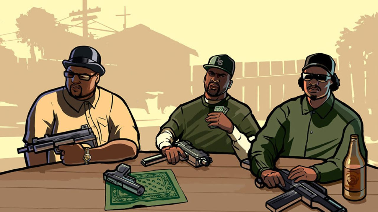 Grand Theft Auto San Andreas : Updated gta san andreas on steam nullifies old save files