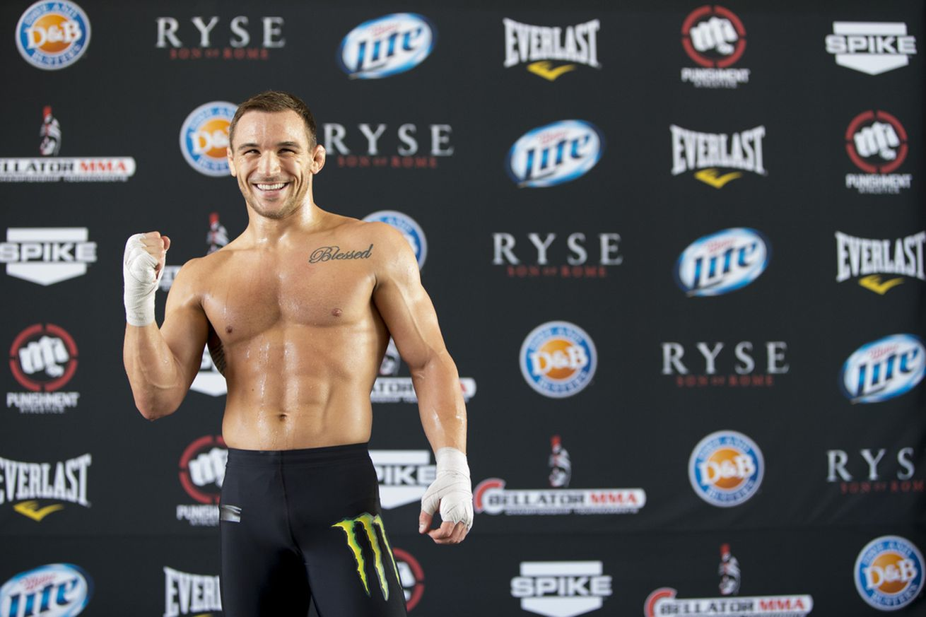 community news, Michael Chandler faces Patricky Pitbull Freire for vacant Bellator lightweight title