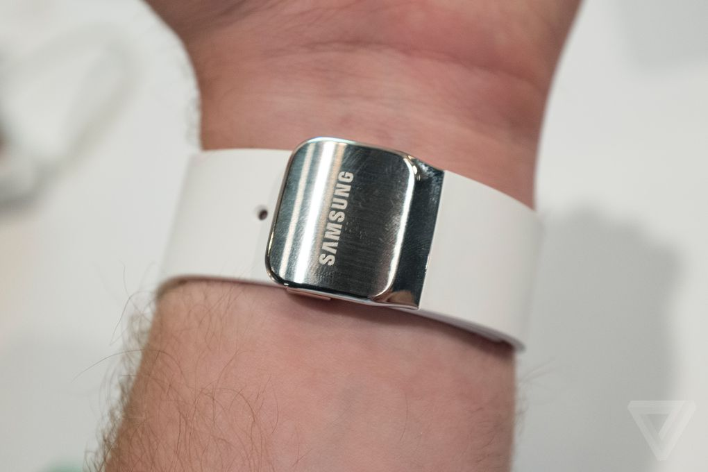 Samsung Gear S: wearing the most powerful smartwatch yet ...