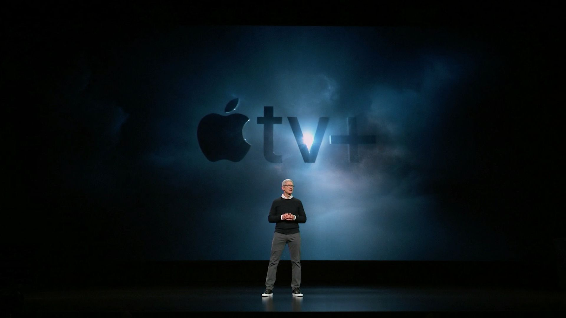 Apple announces Apple TV Plus video subscription service