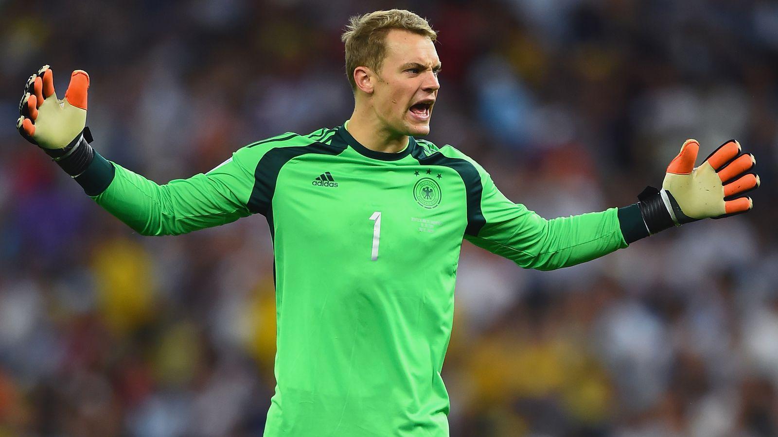 Manuel Neuer wins Golden Glove, Paul Pogba takes Best ...  Manuel Neuer wi...