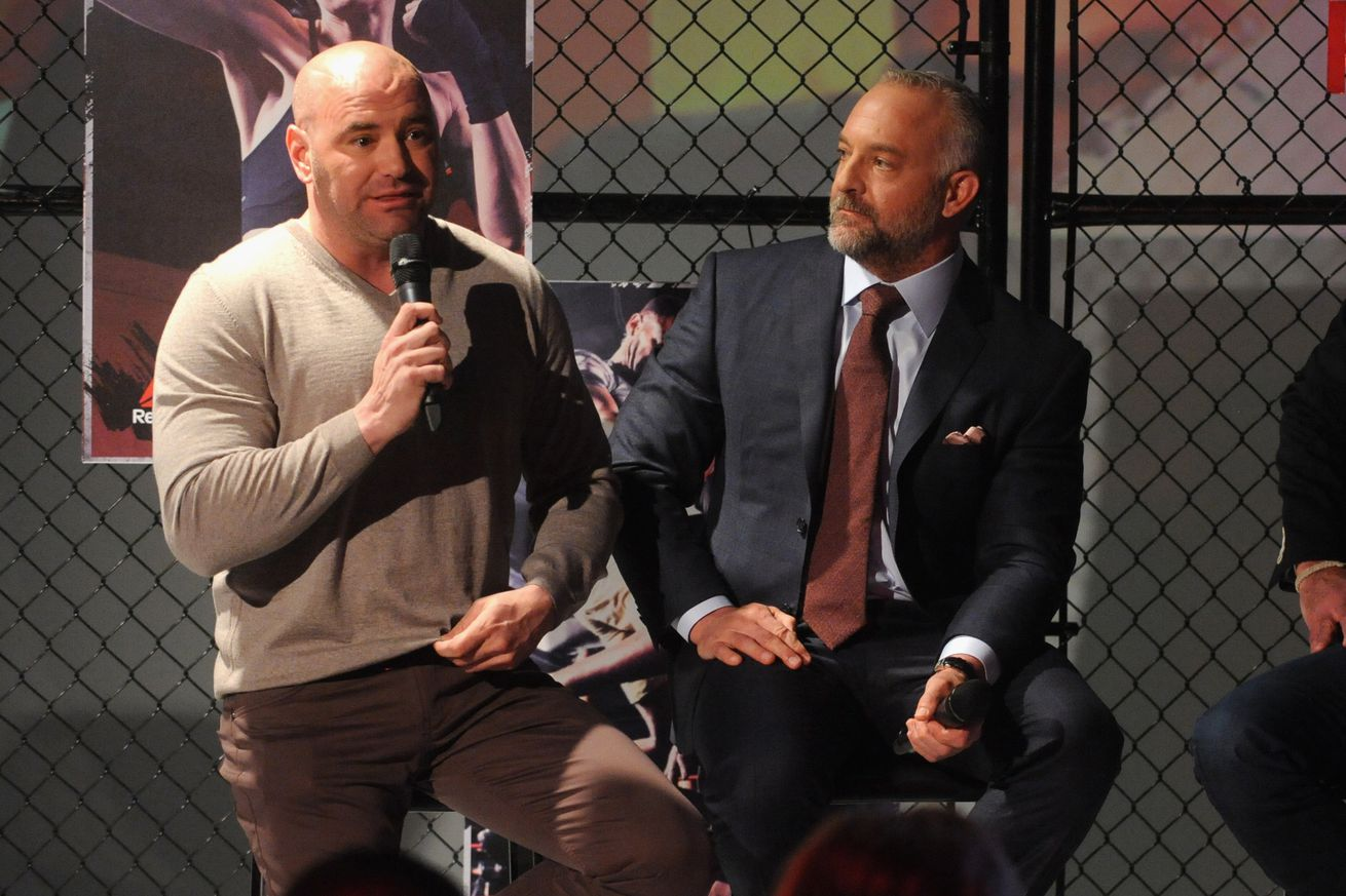 Is UFC being sold? Oddsmakers set odds, betting lines on blockbuster MMA sale