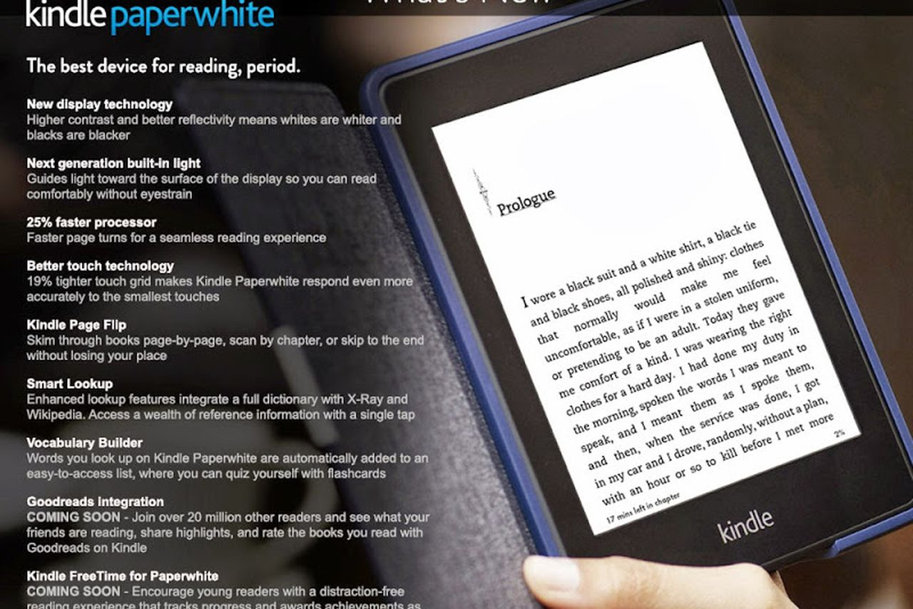 kindle paperwhite buy second hand