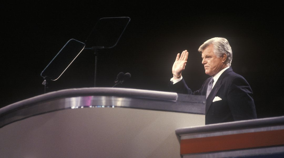 ted kennedy book review